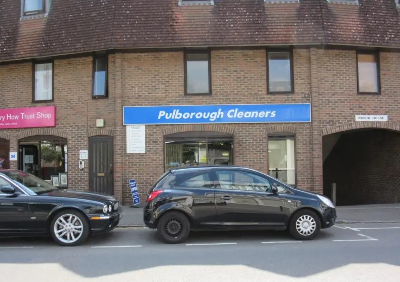 20 05 18 Pulborough Dry Cleaners