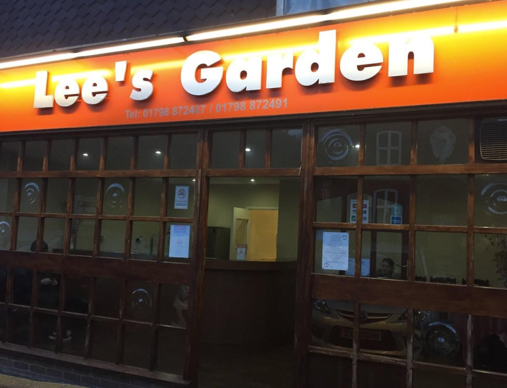 20 06 26 Lees Garden