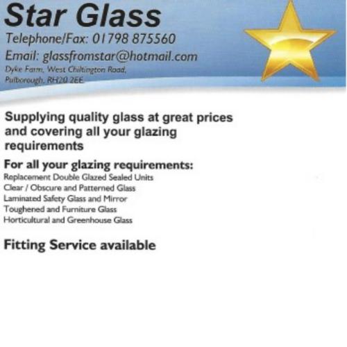 Glass supplier