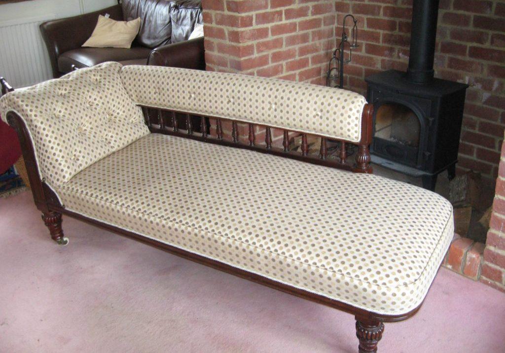 20 05 31 Appaloosa Upholstery